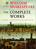 William Shakespeare: The Complete Works (0198117477) by Shakespeare, William