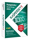 Kaspersky Anti-Virus 2011 1-User