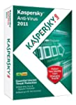 Kaspersky Anti-Virus 2011 (1-User)