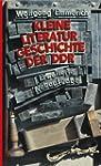 Kleine Literaturgeschichte der DDR: E...