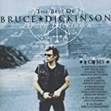 Best of Bruce Dickinson by Dickinson,Bruce Import edition (2009) Audio CD