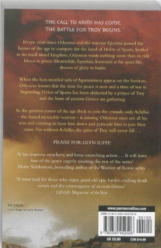 The Gates of Troy (Adventures of Odysseus 2)