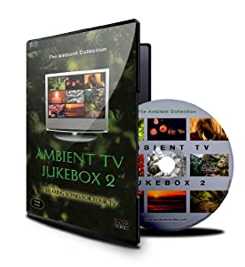 Background DVD Ambient TV Jukebox 2 - Choice out of 9 Relaxing Scenes