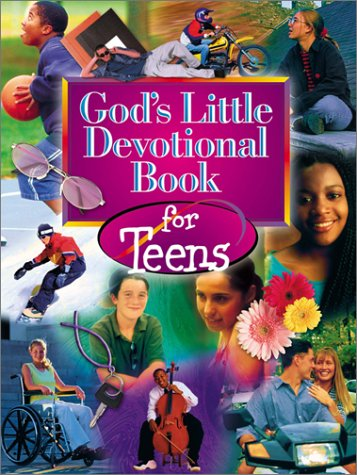 God&#39;s Little Devotional Book for Teens