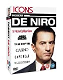 Robert De Niro - Mean Streets/Taxi Driver/Casino/Cape Fear/Sleepers [DVD]