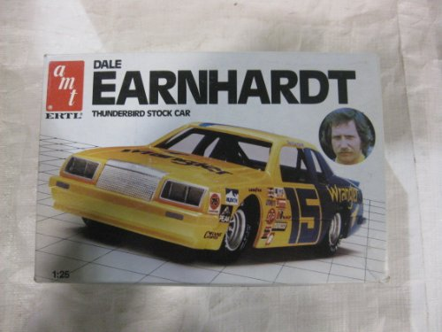 Dale Earnhardt Thunderbird Stock Car Model Car Kit 1989