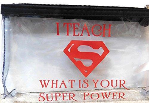 Teacher's Super Hero Survival Gift Kit