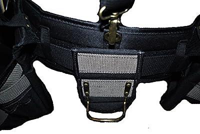 Custom LeatherCraft 5-Piece Comfortlift Combo Tool Belt System