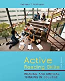 img - for Active Reading Skills: Reading and Critical Thinking in College (3rd Edition) book / textbook / text book