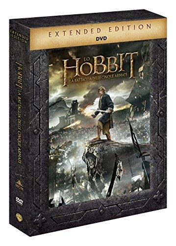 Lo Hobbit: La Battaglia Delle Cinque Armate (Extended Edition) (5 DVD)