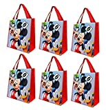 Disney Mickey and Friends Non-woven Bag(6 Pack) Party Favor