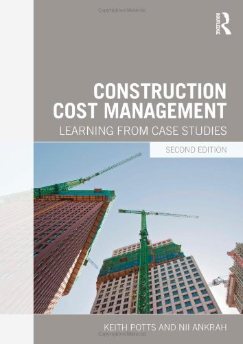 Construction Cost Management: Learning From Case Studies front-706766