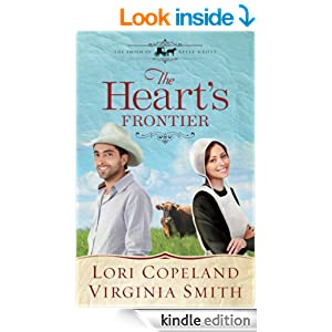 The Heart's Frontier (The Amish of Apple Grove)