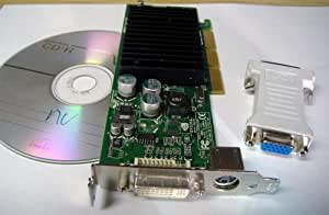 Dell Nvidia GeForce4 MX440 64MB Low Profile SFF AGP Video Graphics Card