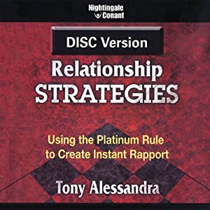 DISC Relationship Strategies Speech