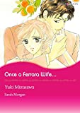 img - for Once A Ferrara Wife... (Mills & Boon comics) book / textbook / text book