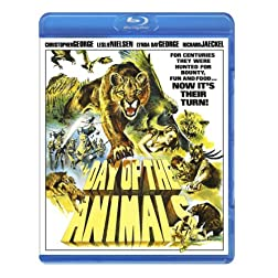 Day of the Animals (Blu Ray) (remastered widescreen edition) [Blu-ray]
