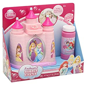 disney princess bubble machine