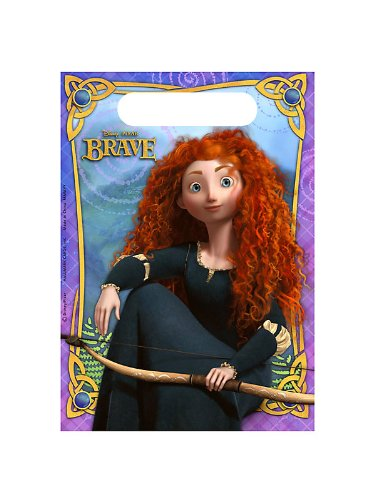 DisneyPixar Brave Treat Sacks 8 Pack