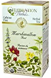 Celebration Herbals Marshmallow Root C/S Tea Organic Loose Pack, 60Gm
