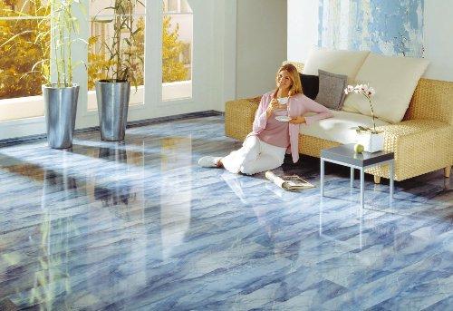 Elesgo Laminat Blue Azul Superglanz Floor