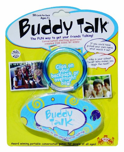 Buddy Talk Conversation Cards