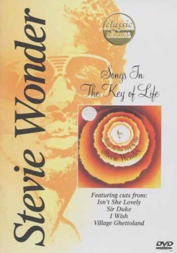 Classic Albums: Stevie Wonder - Songs In The Key Of Life [DVD] [2001]
