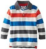 Kitestrings Baby Boys' Long Sleeve Polo Top