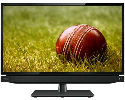 Toshiba 32P2400 32 inch HD Ready LED TV Image