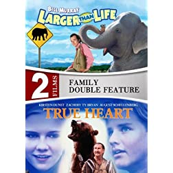Larger Than Life / True Heart - 2 DVD Set (Amazon.com Exclusive)