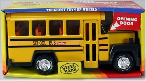 Steel School Bus