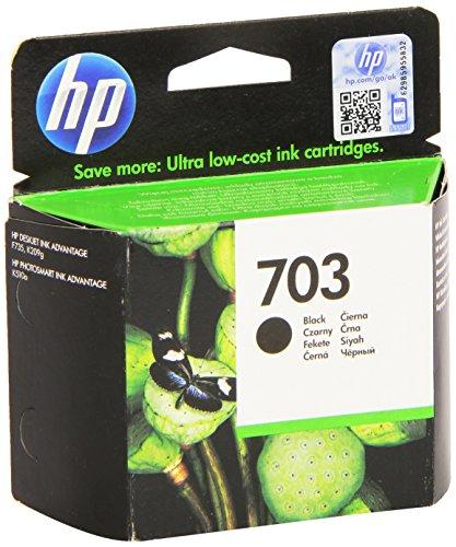 HP CD887AA 703 Inkjet / getto d'inchiostro Cartuccia originale