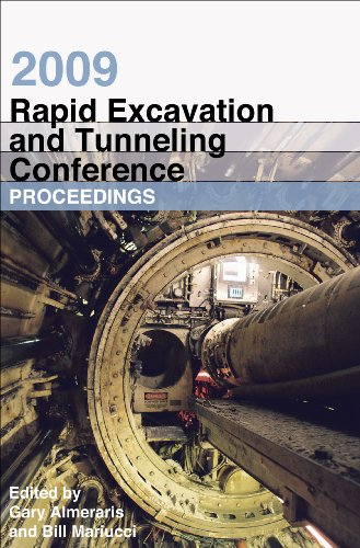 Rapid Excavation And Tunneling Conference Proceedings 2009 front-156046