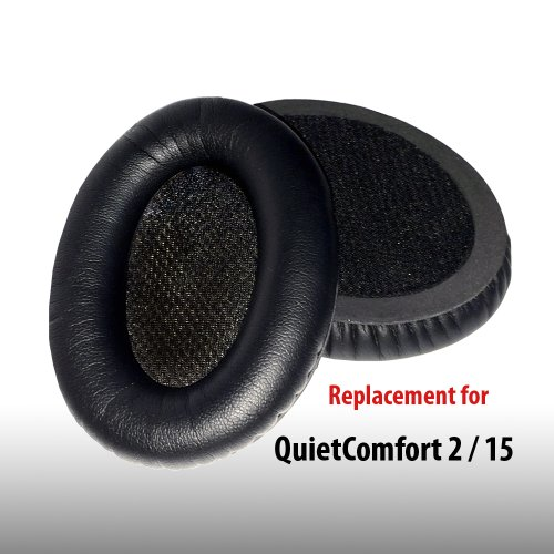 Maxinity Qc15 Ear Cushion For Bose Quietcomfort 15 Headphone - Qc15 / Qc2 Replacement Earpad