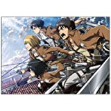 1 X Anime Attack on Titan Shingeki no Kyojin - High Grade Laminated Poster