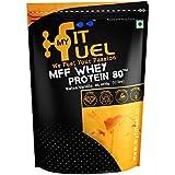 MyFitFuel Whey Protein 80 (Swiss Vanilla, 10 Lbs)