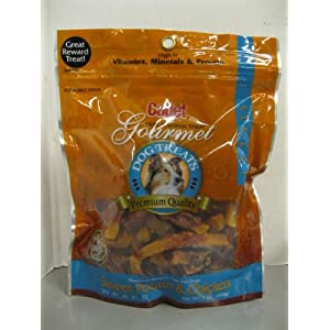 Sweet Potato & Chicken Wrap Dog Treats, 1 lb.