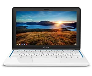 HP Chromebook 11 (White)
