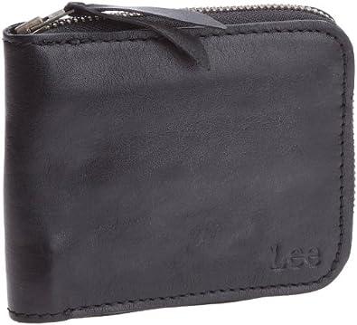 Lee zip lh1250 portafoglio uomo 12 x 10 x 2 cm l x a x for Portafoglio uomo amazon