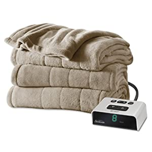 Shopzilla Sunbeam Electric Heating Blankets Blankets