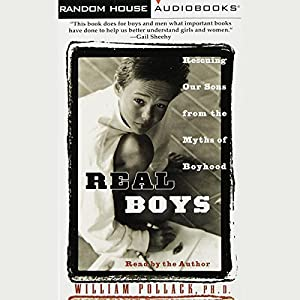 Real Boys Audiobook