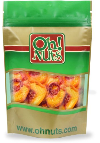 Dried Peaches - Oh! Nuts