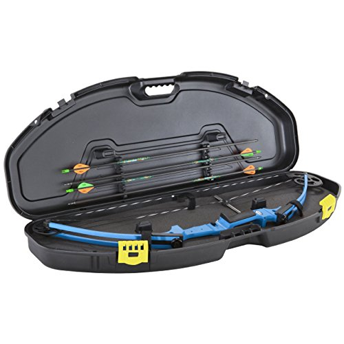 Plano 1109-00 Protector Series Ultra Compact Bow Case (Black) (Diamond Black Ice Bow compare prices)