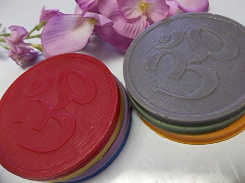 om-soy-candle-tart-wax-melts-meditation-aromatherapy-chakra-metaphysical-and-spirtual-tools