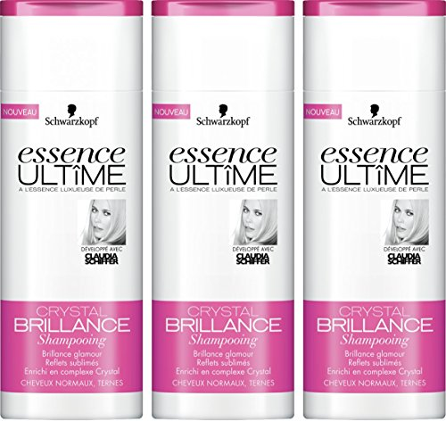 SCHWARZKOPF : Essence Ultîme - Shampooing Brillance