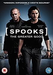 Spooks: The Greater Good [DVD]