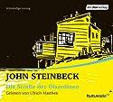 Die Straße der Ölsardinen Hörbuch von John Steinbeck Gesprochen von: Ulrich Matthes