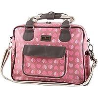 Beau & Elliot Confetti Baby Changing Bag (Pink)