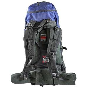 Jeep® 70-75 Litre Travelling Bergen Backpack Rucksack Travel Bag