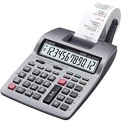 Casio HR-100TM plus Mini Desktop Printing Calculator